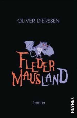 Fledermausland Buch Oliver Dierssen Hannover